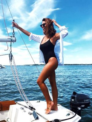 I Always Hated One-Piece Swimsuits, Until Now