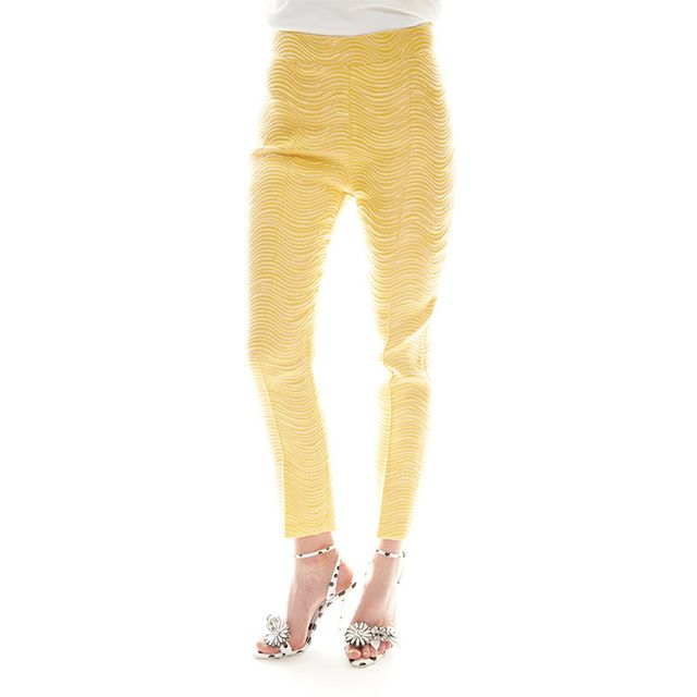 Maticevski Savage Yellow Pants