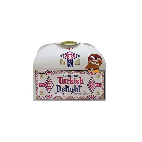 Turkish Delight Hazelnut with Coconut 250g