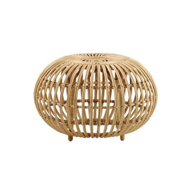 Amber Interior Design Frnaco Albini Large Ottomam