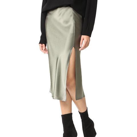 Tori Mid-Length Skirt