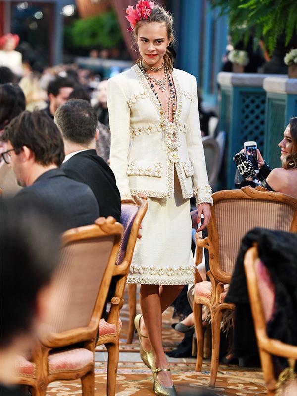 Chanel Metiers D'Art Show 2017 at The Ritz, Paris