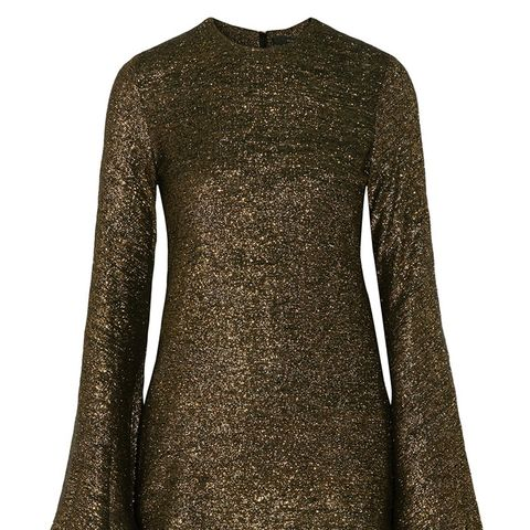 Inception Metallic Knitted Sweater
