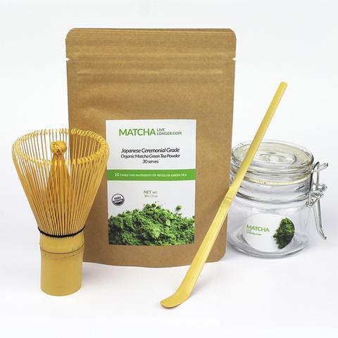 Japaense Matcha Kit