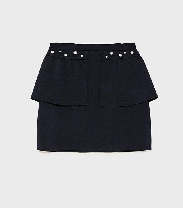 Zara Shiny Skirt