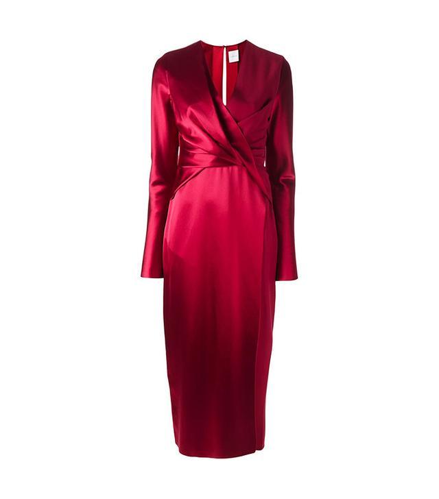 Dion Lee Wrap Effect Dress
