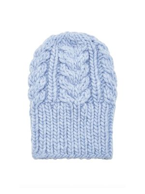 Must-Have: Blue Beanie