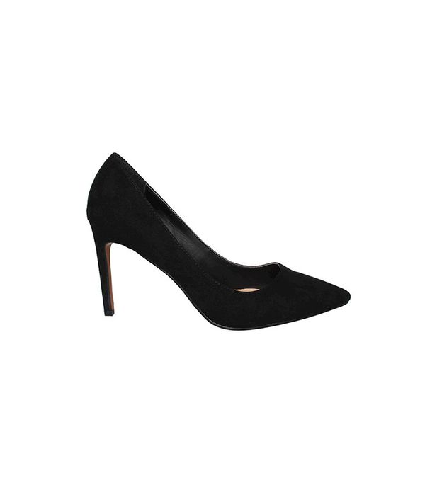 Who What Wear Ally Microsuede Pump