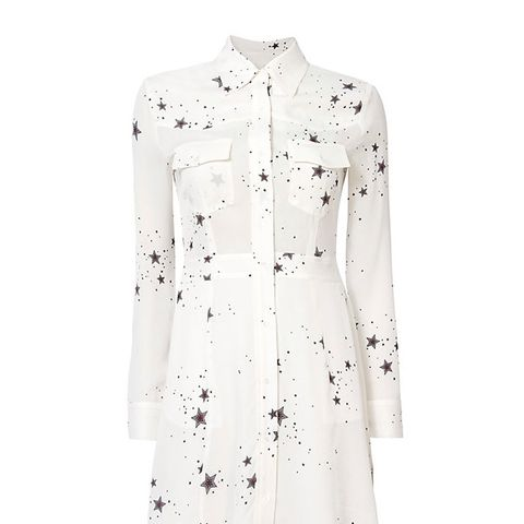 Pedro Star Blouse Dress