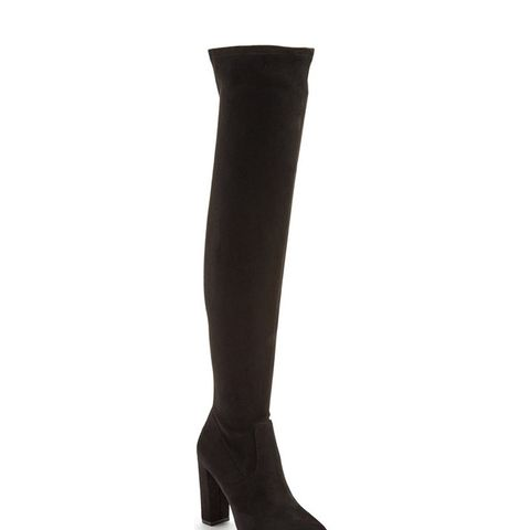 Emotions Stretch Over The Knee Boot