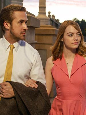 How Cute Are Emma Stone and Ryan Gosling in this Behind-the-Scenes Video