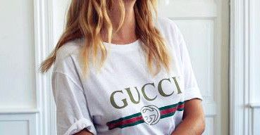 94b254226 White Female Gucci T Shirt For Sale | The Art of Mike Mignola
