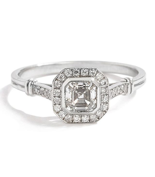 Greenwich St. Jewelers Single Stone Aimee Diamond Engagement Ring