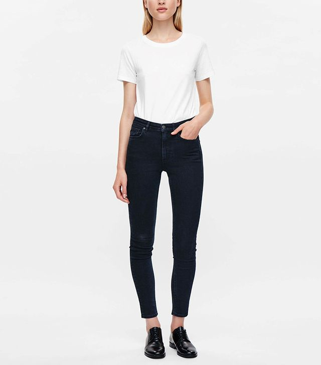 COS Skinny-Fit Cropped Jeans
