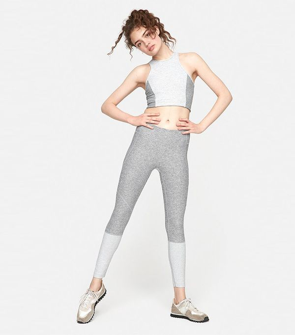 Outdoor Voices Dipped Warmup Leggings