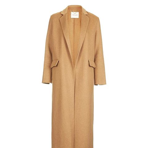 Butted Seam Duster Coat