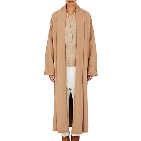 Laight Wool-Blend Duster Coat