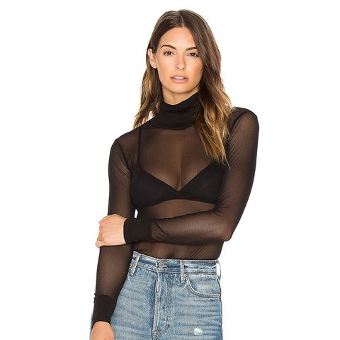 Bisou Turtleneck Bodysuit