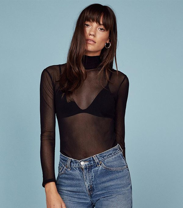 Reformation Laney Top