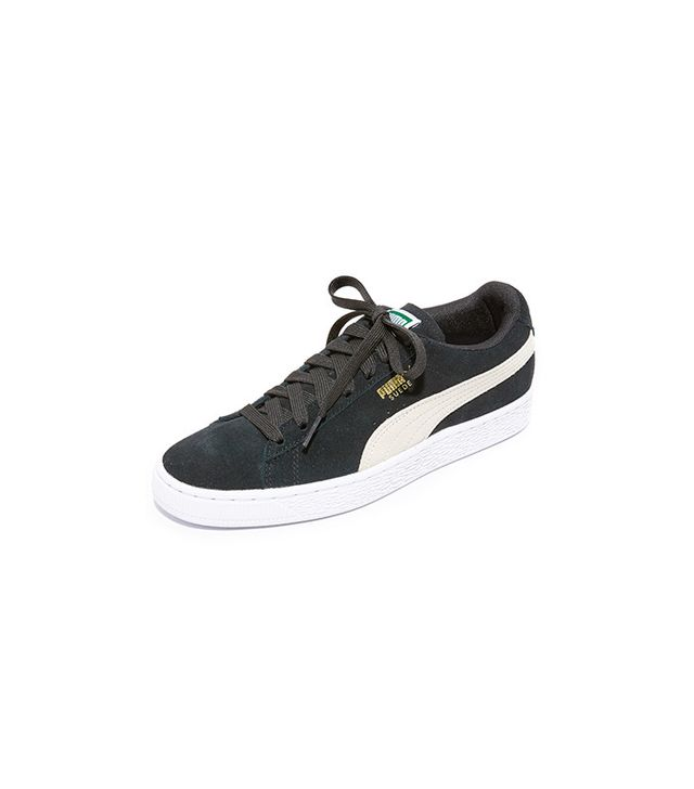 Puma Classic Lace-Up Sneakers