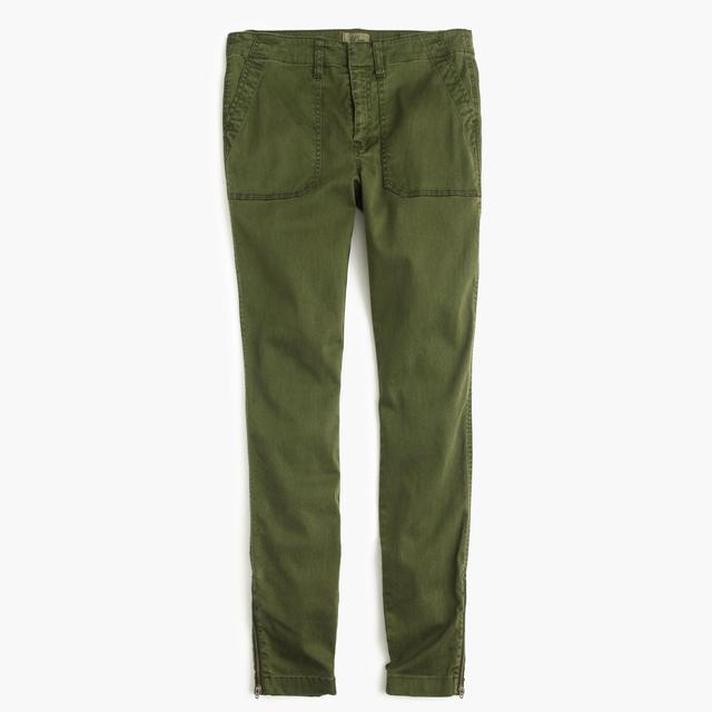 J.Crew Skinny Stretch Cargo Pants