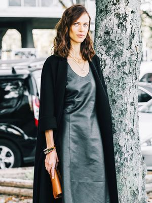 How to Dress for the Holidays If You're a Minimalist