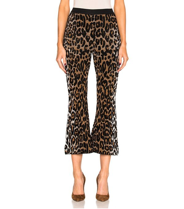 Stella McCartney Cheetah Trousers