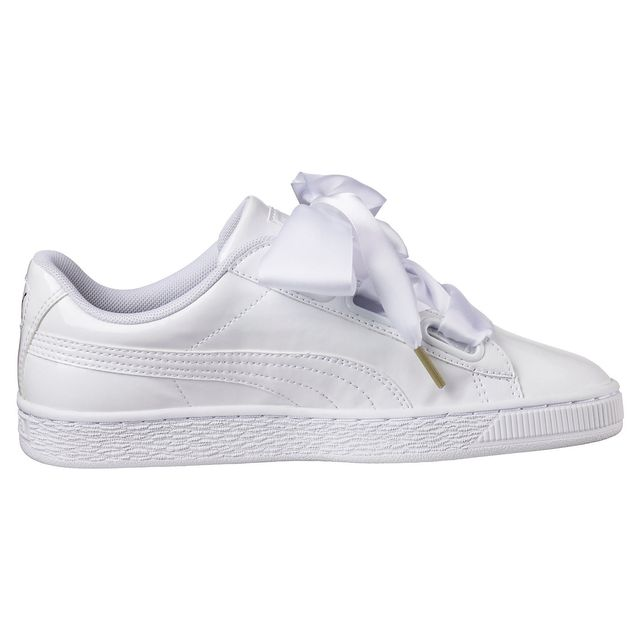 Puma Heart Patent Sneakers