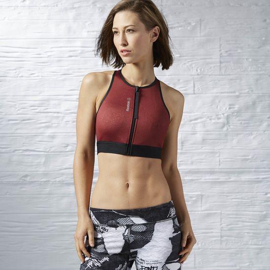 Reebok Cardio Crop Shirt