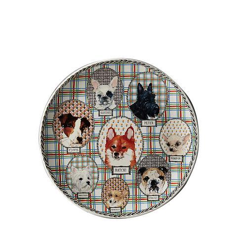 Darling Dog Cake Platter