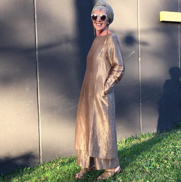 WWW: Who are your style icons? LC: I love Tilda Swinton, Muccia Prada and Iris Apfel's extraordinary accessories collection.  WWW: Who in Australia, do you think has amazing style? LC: I am...