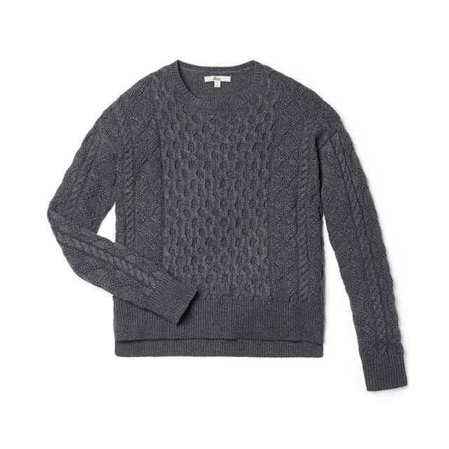 G.H. Bass & Co. Cable Pullover