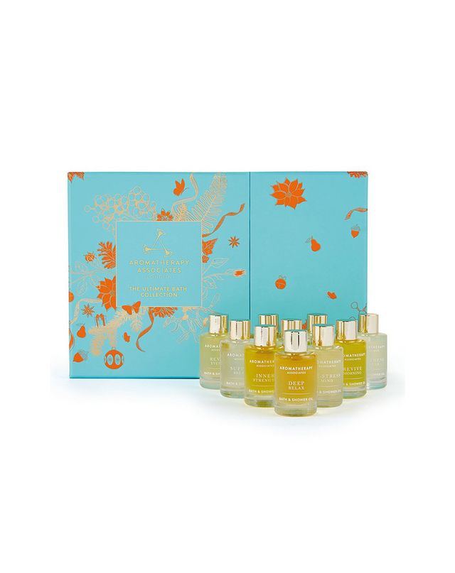 Aromatherapy Associates The Ultimate Bath Collection Bath & Shower Oil