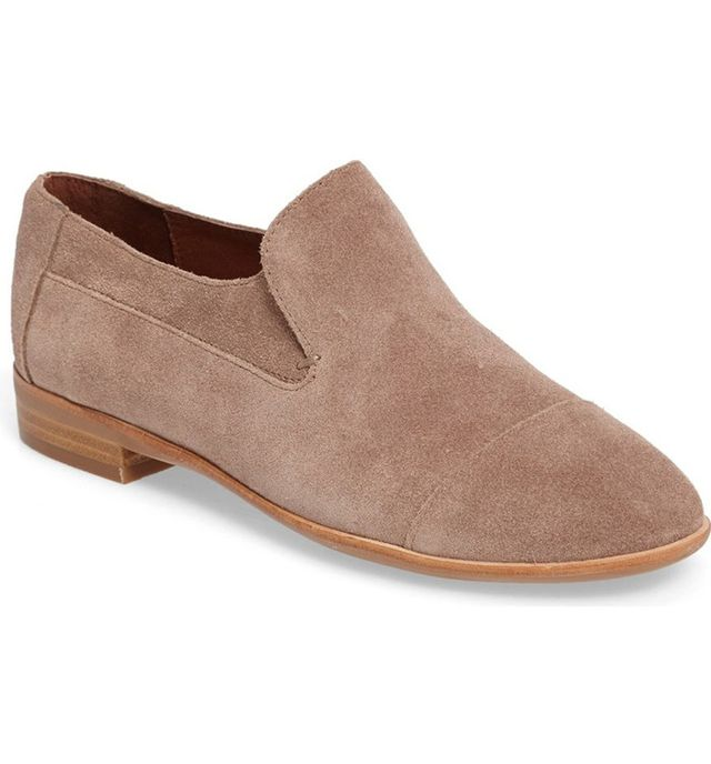 Jeffrey Campbell Bryant Cap Toe Loafers