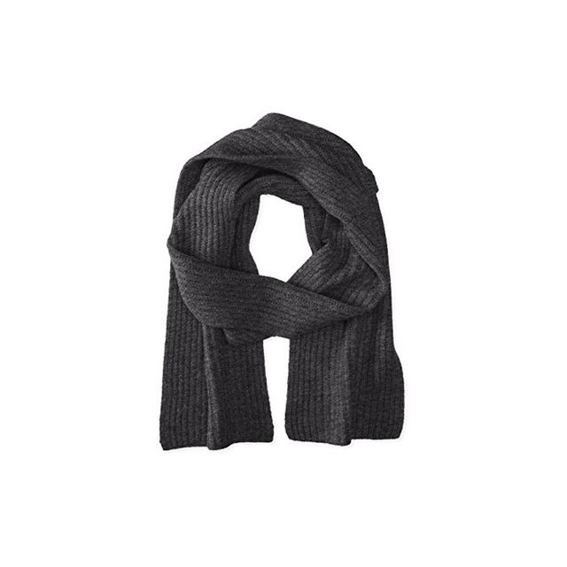 Williams Cashmere Solid Knit Scarf