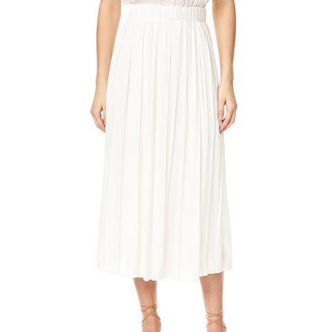 Quinn Pleated Skirt