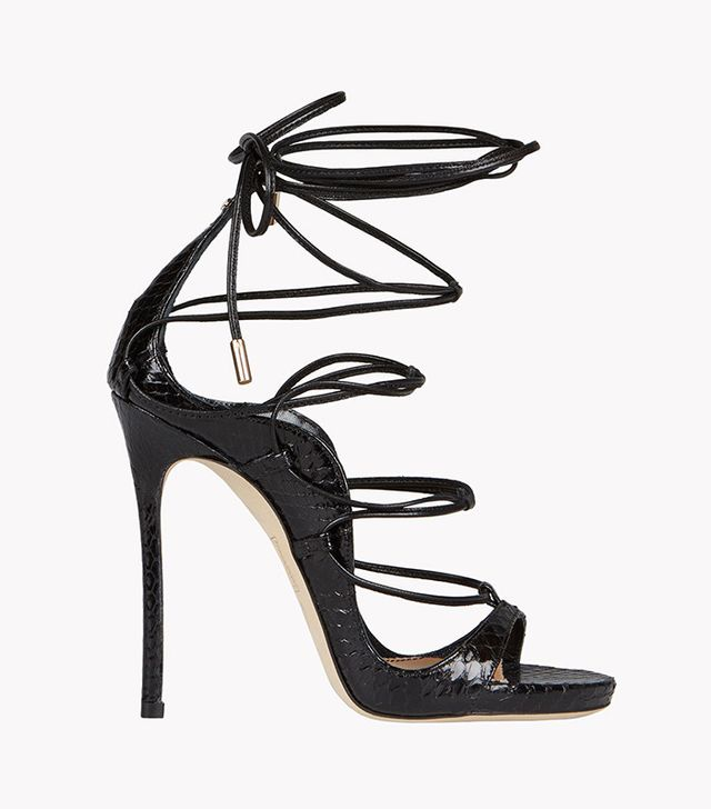 DSquared2 Riri Sandals in Black