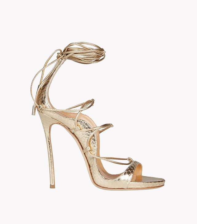 DSquared2 Riri Sandals in Gold
