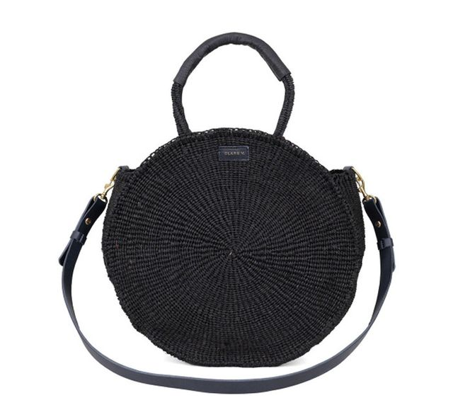 Clare V. Alice Bag in Black