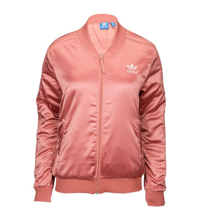 Adidas Originals Pastel Satin Track Top