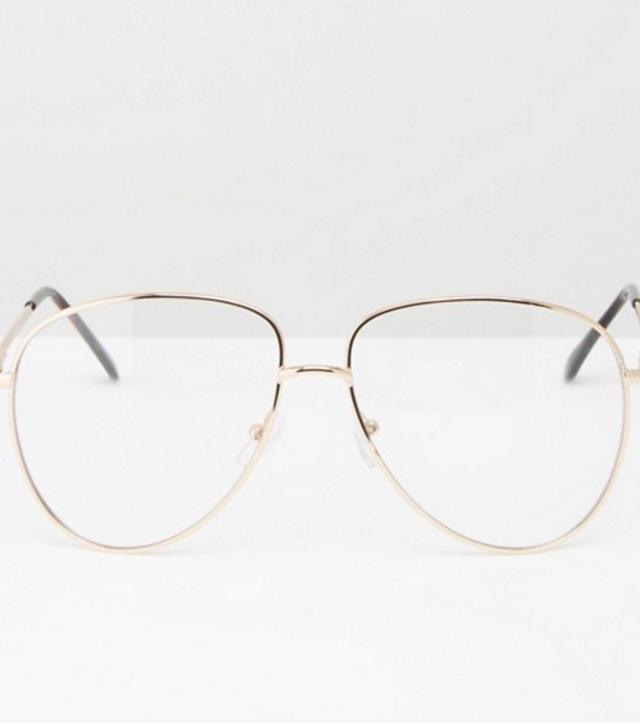 ASOS geek glasses