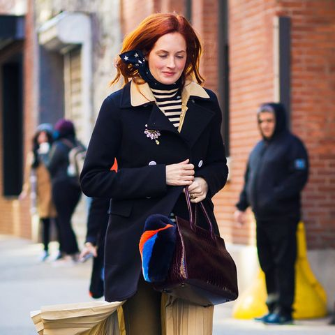 what to wear to work in winter