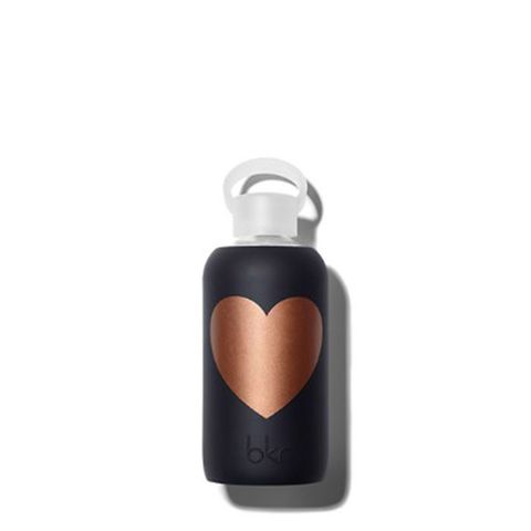 Metallic Rose Water Bottle