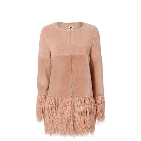 Porgie Faux Fur Coat