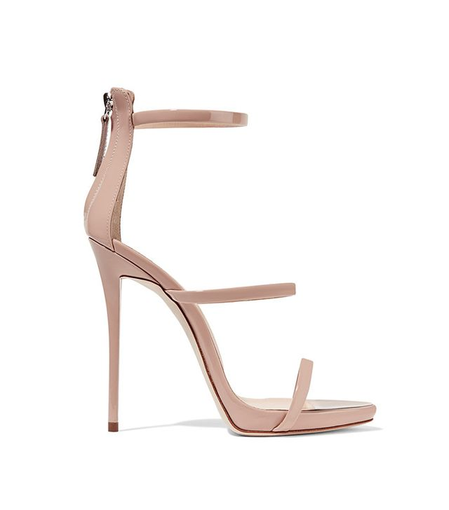 Giuseppe Zanotti Harmony Patent-Leather Sandals