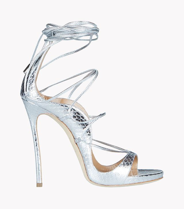 DSquared2 Riri Sandals in Silver