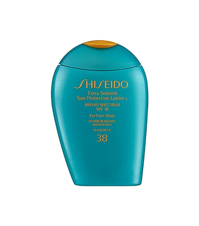 Shiseido Extra Smooth Sun Protection Lotion