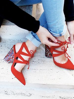 The Holiday Shoes You Deserve to Gift Yourself