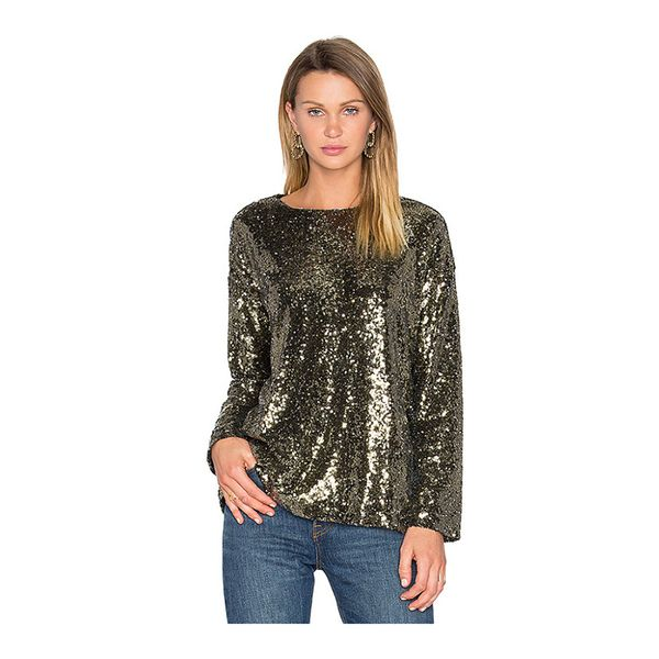& Other Stories Sequined Top
