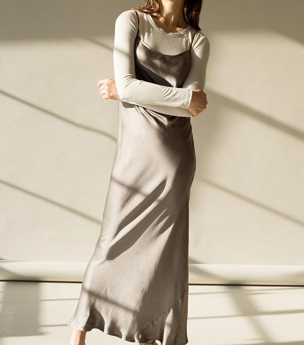 Lily Ashwell Gia Slip Dress